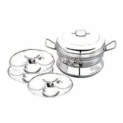 Stainless Steel Idli Maker at Best Price in India