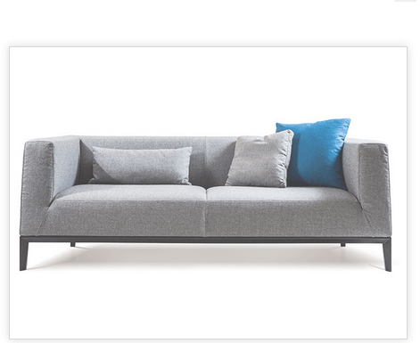 rialto sofa bed sleeper chicago grey ottimo id 19920230362