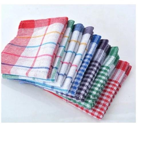 kitchen napkins 10x10 remodel cotton at rs 90 dozen स त न पक