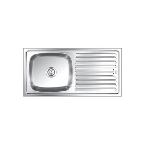 kitchen sinks with drain boards repairs nirali sink board at rs 6310 piece