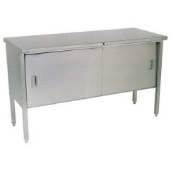 Stainless Steel Kitchen Table Cabinets Direct Cooking At Rs 3000 Piece