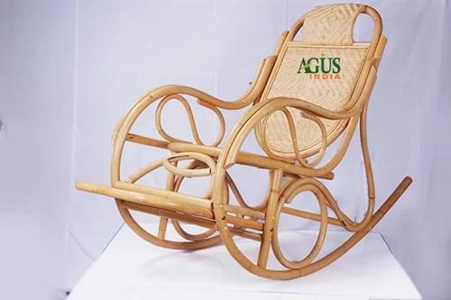 rocking chair cane folding rentals natural agus rs 10500 number enterprises