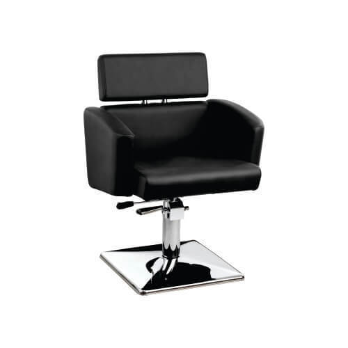 revolving chair in surat computer no wheels manufacturer of salon chairs shampoo stations by ramdev beauty parlour