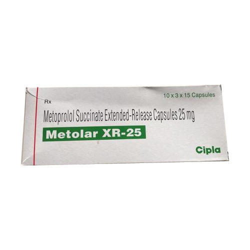 Metoprolol Succinate Extended Release Capsules Packaging ...