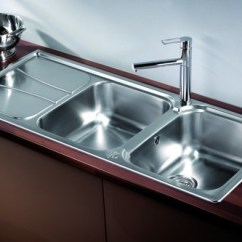 Kitchen Sinks With Drain Boards Cheap Jindal Glossy And Double Bowl Sink Board Rs 2500