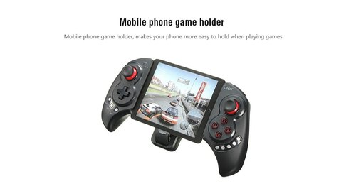 IPEGA 9023 Telescopic Bluetooth Gamepad, Game Joystick