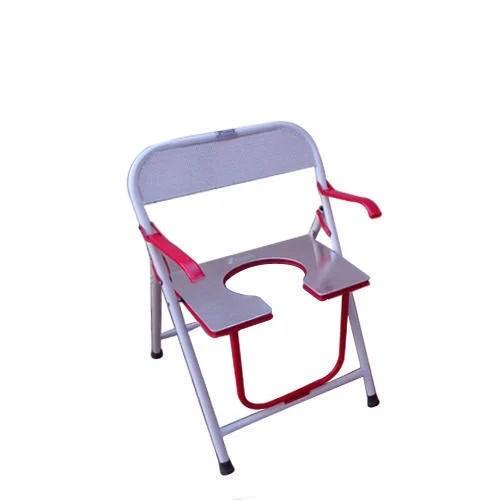 folding chair in rajkot serta lift reviews commode aluminium manufacturer from