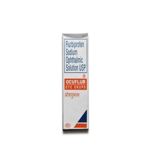 Flurbiprofen Sodium Ophthalmic Soluton Eye Drops at Rs 25 ...