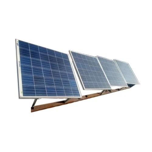 solar home lighting system solar home