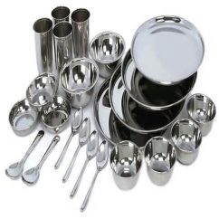 Kitchen Utensils Set Appliances For Restaurant Stainless Steel Utensil Usage Home Hotel