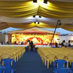 chair cover rentals in chennai round kitchen table and chairs walmart party tent rental shamiana on hire