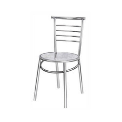 steel chair jhula padded lawn chairs stainless cafeteria
