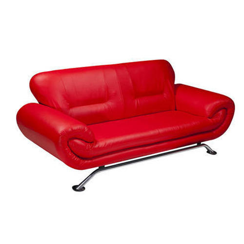 red leather two seater sofa set for home online plain 2 rs 22000 piece arkwood decor