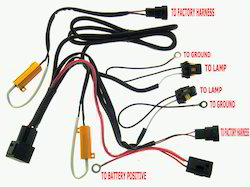 HID Wire Harness HID Relay Harness Suppliers Traders