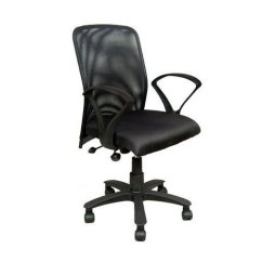 Executive Revolving Chair Specifications Mid Century Modern Directors Decent Office Leather Height 2 5 Feet Rs 2400