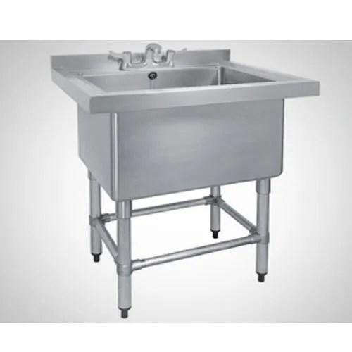 extra deep single bowl sink