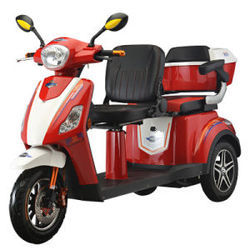 3 Wheeler Electric Scooter