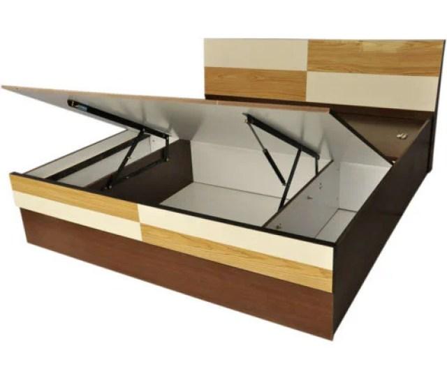 Status Furniture 66 5 King Size Crystal Premium King Size Hydraulic Storage Bed