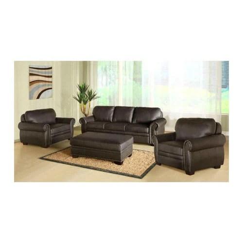 Pu Living Room Set