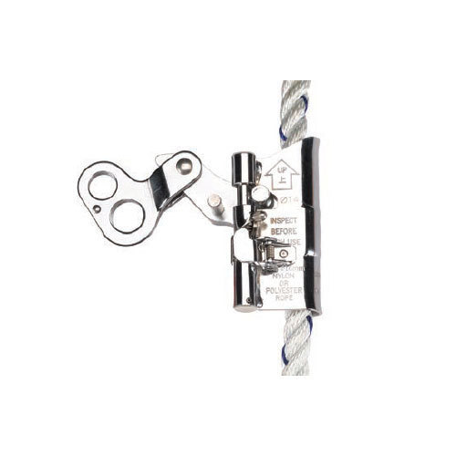Alloy Steel Udyogi Rope Grab Fall Arrester, Rs 2200 /piece