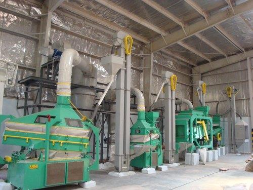 Agro Industry Plant Spice Processing Plant Manufacturer