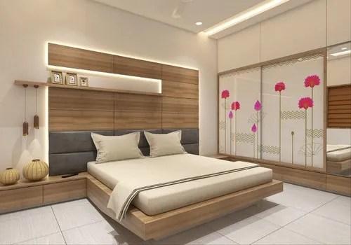 Bedroom Interior Modern Bedroom Design Work Provided Wood Work Furniture Id 21245018655