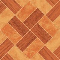 Decorative Wooden Design Floor Tile at Rs 54 /square feet ...