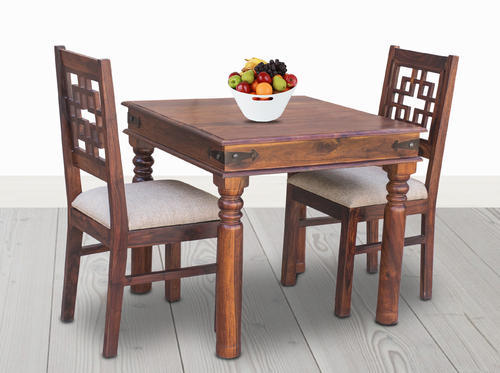 2 seater kitchen table set diy outdoor kitchens on a budget maple finish furniselan dining rs 19875 piece