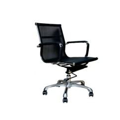 Revolving Chair Thames Cheap Kids Desk Sleek Mesh Medium Back Dhruv Comfort Seating