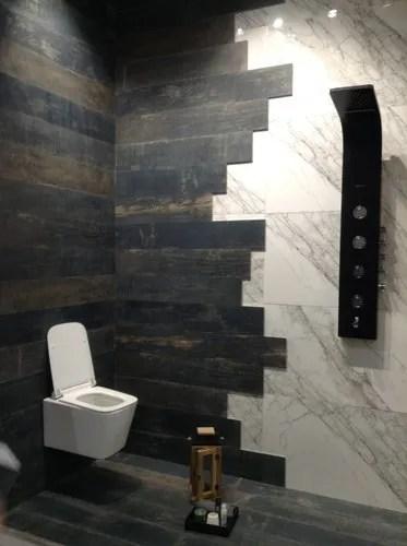 wooden wall bathroom tiles