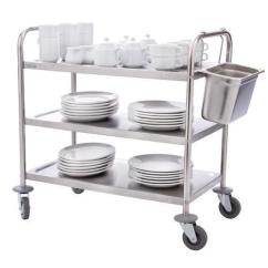Kitchen Serving Cart Portable Cabinet Trolley At Rs 3500 Piece Dhanori Pune Id