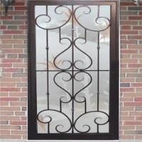 Iron Window Grill - Iron Window Latest Price ...