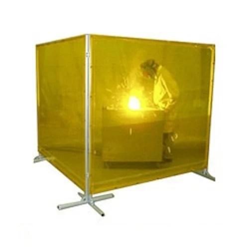 schweissen welding screen curtain flame