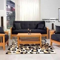 Modern Sofa Set Designs For Living Room Fancy Lights Brown Blue Teakwood Wooden By Rs 27000 Id
