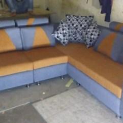 Color Sofa Charleston Super Store Fire Building Construction Wood L Shape Dual Set Rs 27000 Decent Sofas Id