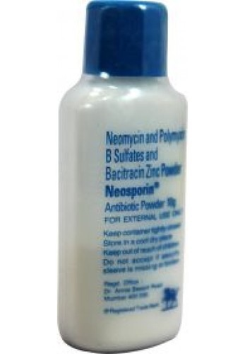 Neomycin & polymixin B sulfates & Bacitracin zinc powder ...