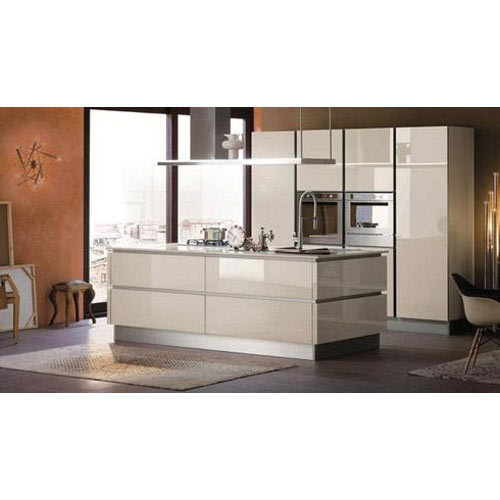 kitchen shutters laminate flooring wood and glass lacquered shutter rs 700 square feet