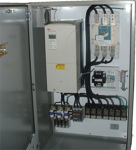 Variable Frequency Drives Wiring Diagram