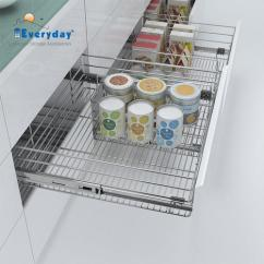 Kitchen Wire Storage Chief Stainless Steel Everyday Wb15206 Basket For Home Rs