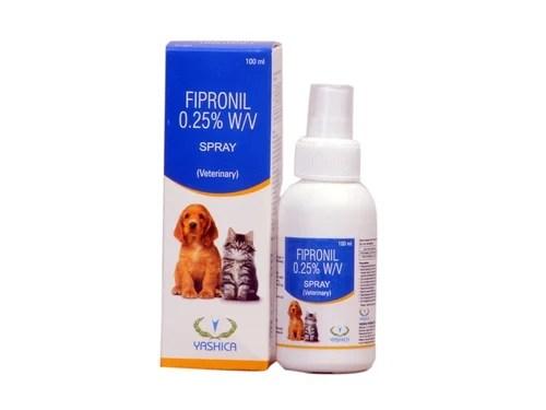 Fipronil Spray (0.25% W/v 100 ML) For Nutritional ...