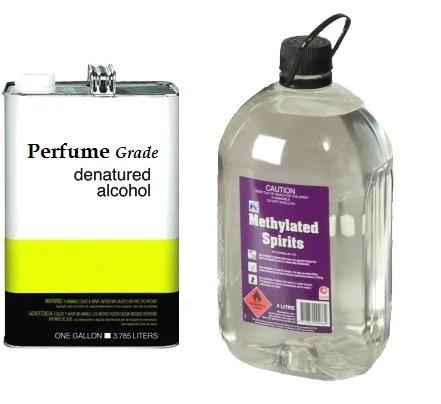 Special Grade Ethanol For Perfume Grade Standard ...