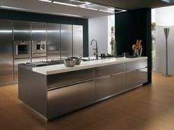 stainless steel kitchen lowes tile ss modular services