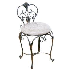 Wrought Iron Chair Hair Wash At Rs 2150 Piece Id