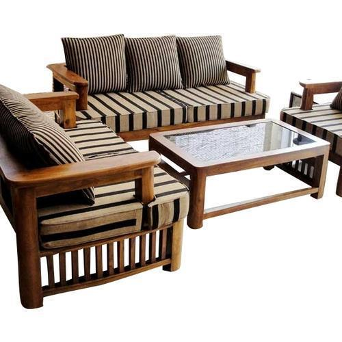 wooden sofa living room black and cream ideas set at rs 5000 piece gd road kartarpur company details