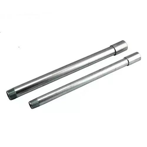 Hot Dipped Galvanized Rigid Steel Conduit Pipes Class 4 GI