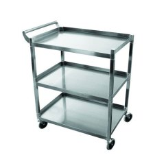 Stainless Kitchen Cart Euro Style Cabinets Steel At Rs 350 Square Feet Ss