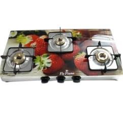 Kitchen Cooktops Cutler And Bath Vanity Rasoi Ka Gas Chulha Crown Home Appliances