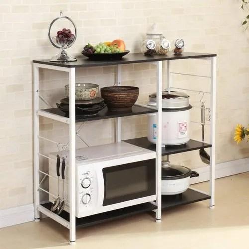 microwave oven stand kitchen storage rack organizer