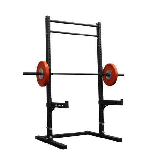 crossfit squat stand with pull up bar