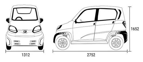 BAJAJ QUTE CAR, Rs 275000 /each, SPS Automotive Components